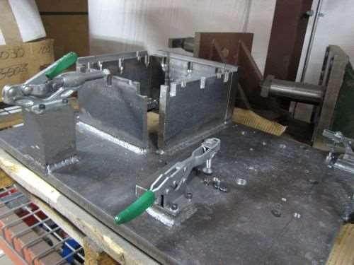 trunnion tables
