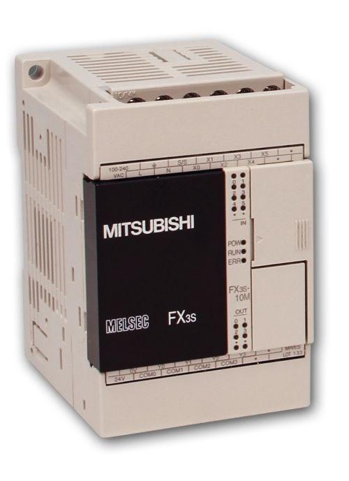 Mitsubishi Electric Automation FX3S micro PLC