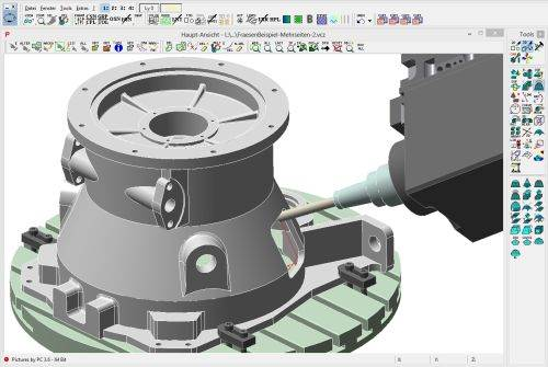 Schott Systeme Pictures by PC CAD/CAM software