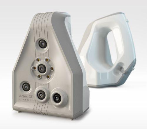 Artec3D Spider scanner