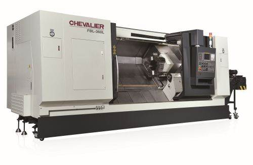 Chevalier FBL-360L slant-bed lathe