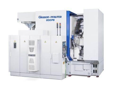 Gleason 600PS power-skiving machine