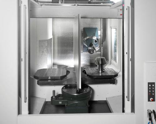 Heller CP 8000 HMC