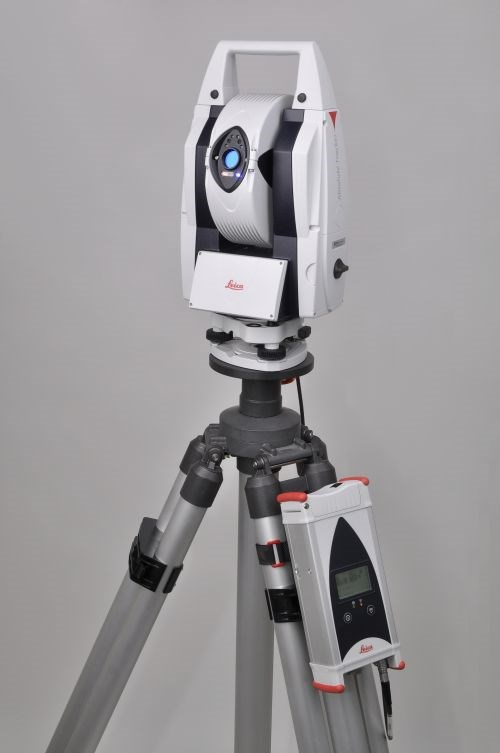 Leica Absolute Tracker AT 402 portable laser tracker