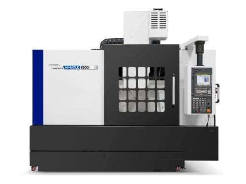 Hyundai WIA Hi-MOLD6500 machining center