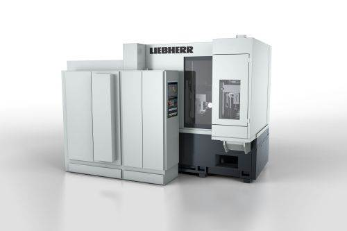 Liebherr-Verzahntechnik hobbing machine