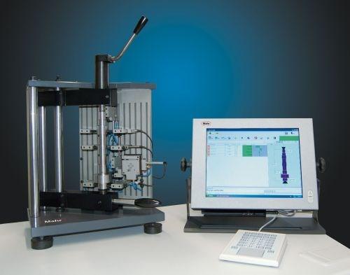 Mahr Federal Standard Elements modular gaging system