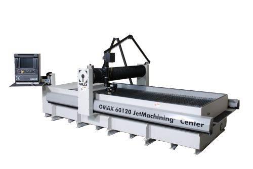 Omax 60120 JetMachining waterjet