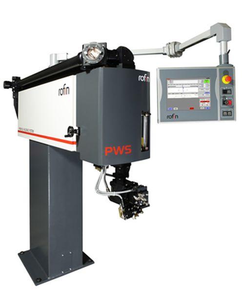 Rofin-Sinar profile welding system