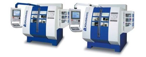 Rollomatic GrindSmart XW tool-grinding centers