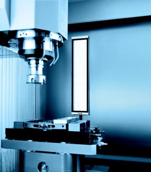 Waldmann Lighting Lumatris LED panel luminaires