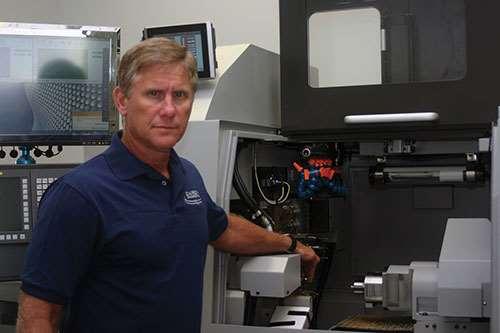 Rob Caron, president of Caron Engineering