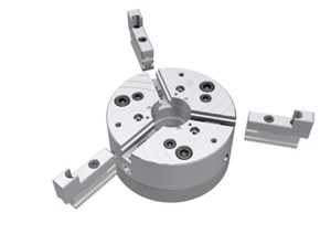 Samchully Workholding Quick-Jaw-Change power chuck
