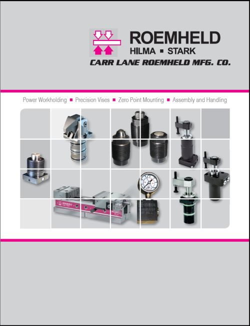 Carr Lane Roemheld power workholdng catalog