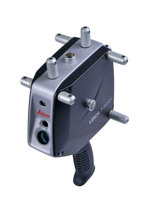 Hexagon Leica T-Scan 5 device