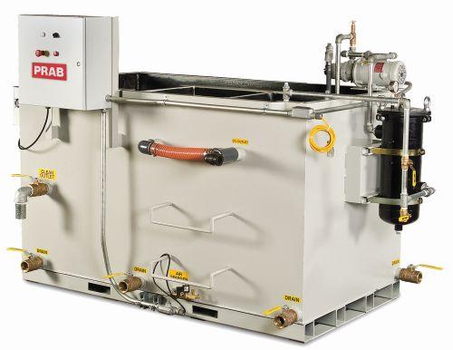 PRAB Automatic Coolant Concentration Control
