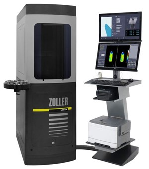 Zoller 3dCheck five-axis CNC measurement machine