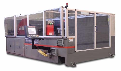Cincinnati Big Area Additive Manufacturing Machine BAAM