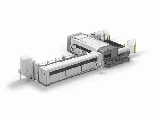 BLM LC5 laser cutting machine