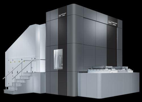 Burkhardt+Weber MCT machining center