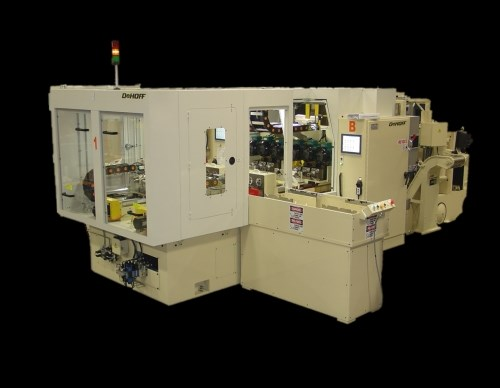 Kays Engineering DeHoff 1024C gundrilling machine