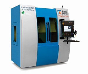 BLM LC5 laser cutting machine
