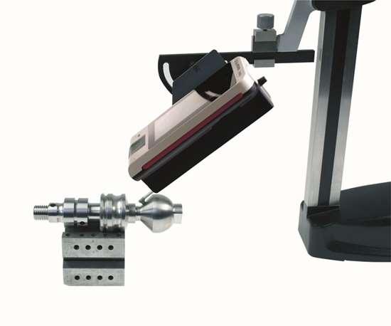 digital height gage adapter