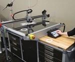 Workbench 3D printing machine