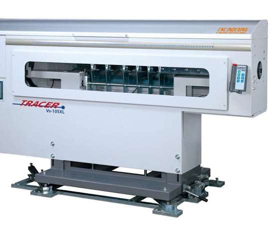CNC Indexing and Feeding Technologies Tracer Vs-105XL