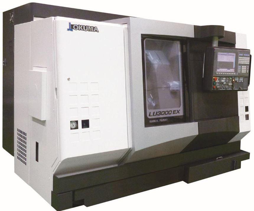 Okuma LU3000 EX-M