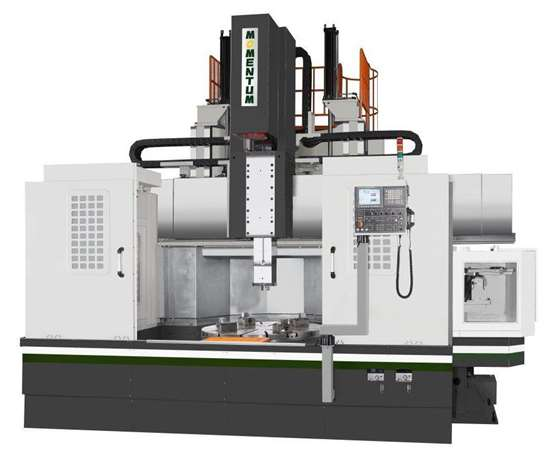 Spartan Precision Machinery Momentum MVL