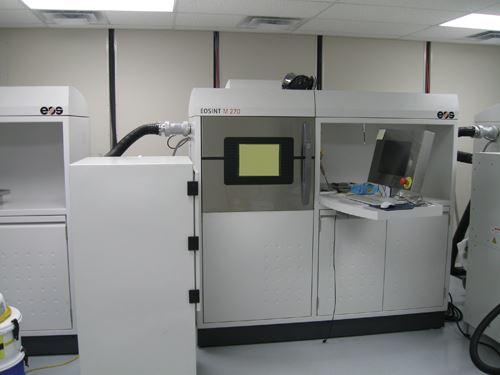 DMLS machine