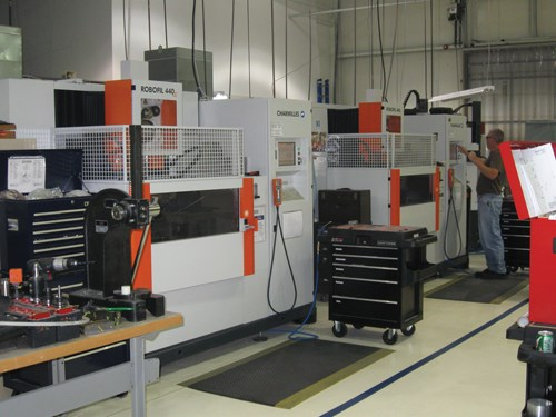 EDM as complement to additive manufacturing