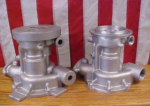 Aerospace pump