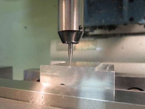 micromachining molds