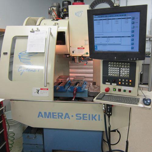 Amera Seiki VMC