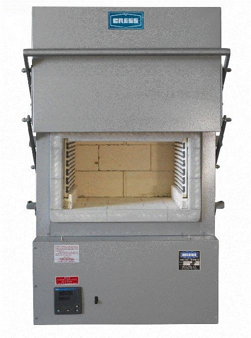 Benchtop Furnaces Reach 2,250°F