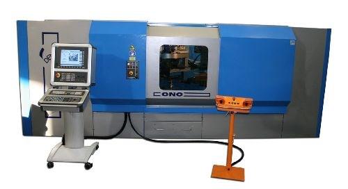 Denn USA Metal Forming e-Spin-100 CNC metal spinning machine