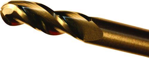 Richards Micro-Tool Q Ball three-flute carbide end mill