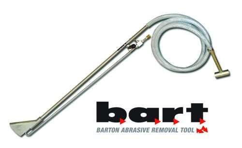 Barton International's Barton Abrasive Removal Tool (BART)