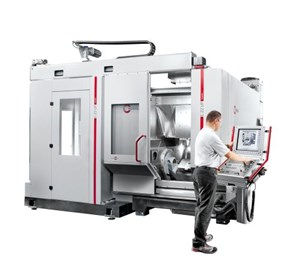 Hermle CNC C 22 U dynamic high speed machining center