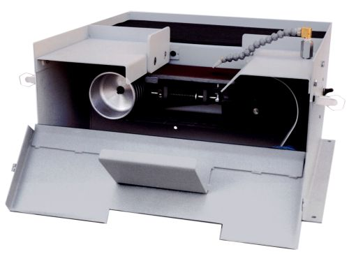 Kalamazzoo Industries' model S4SWB wet benchtop sander