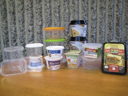 thin-walled containers manufactured by Moulexpert
