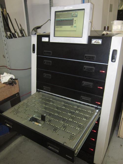 Iscar Matrix tool-vending system