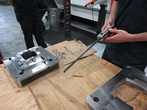 coolant-through carbide tool