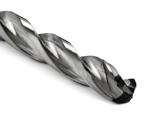 CX1's solid carbide body
