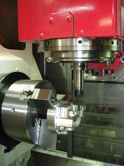 NTX 1000 model turn-mill