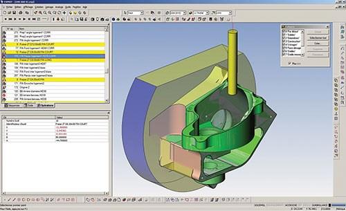 Esprit CAM software from DP technology