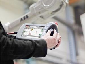 ABB Robotics machine-tending software