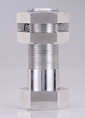 Hardlock self-locking nuts